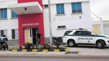 Ataque sicarial en Evaristo Sourdís deja tres personas heridas