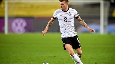 Toni Kroos anunció su retiro de la Selección de Alemania