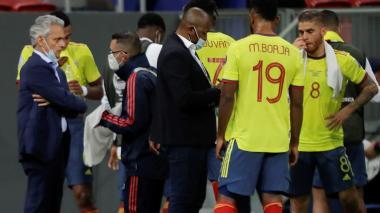 """""""Dimos un paso determinante ante un rival muy difícil"""": Reinaldo Rueda"""