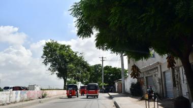 Sicarios matan a un hombre en el barrio La Central, de Soledad