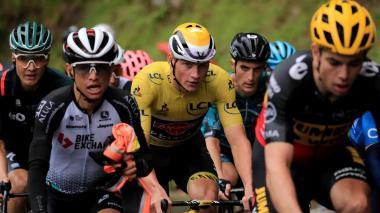 Van der Poel no toma la salida en el Tour y se centra en preparar los Juegos