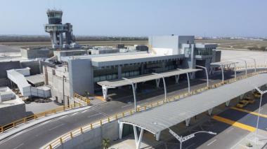 Reactivación aérea internacional en Barranquilla alcanza un 50%: Migración
