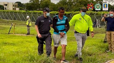 Autoridades propinan golpe a las redes de 'Gentil Duarte'