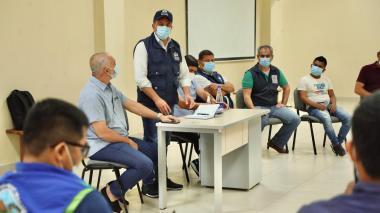 Defensoría del Pueblo gestiona retorno de familias indígenas en Córdoba