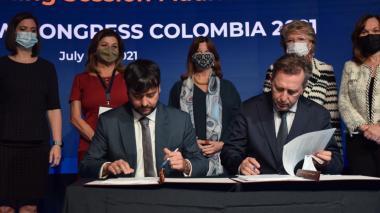 Barranquilla será epicentro de democracia y preservación de libertad: alcalde Pumarejo