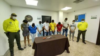 Policía desarticula al grupo delincuencial 'los Bros'