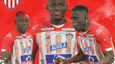 Cristian Martínez Borja es nuevo jugador de Junior