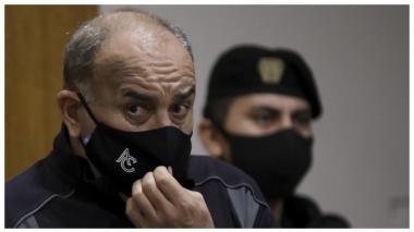 Ángel 'Pato' Cabrera es condenado a prisión por violencia de género