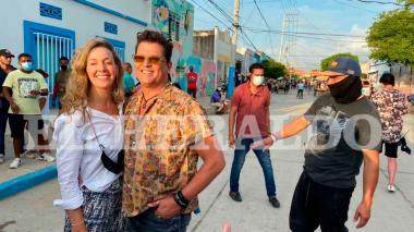 ¿Qué está haciendo Carlos Vives en Pescaito?