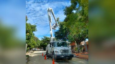 Mantenimiento y adecuación de redes en sectores de Barranquilla