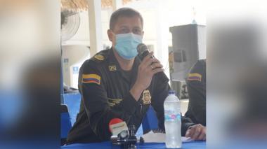 El coronel Ricardo Sánchez promete un Comando de puertas abiertas
