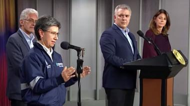 La política exterior del país la maneja el Gobierno: Duque a Claudia López
