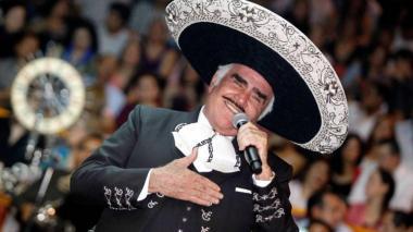 """""""Amigos, ya me encuentro bien"""": Vicente Fernández tras ser hospitalizado"""