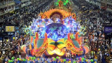 Confirman carnaval de Río de Janeiro para 2022