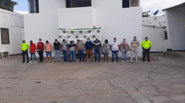 Capturan a policías por facilitar el contrabando en La Guajira