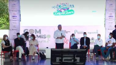Presidente Duque lanza programa de empleo rural para jóvenes