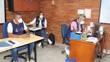 Aprueban en Sucre 32 proyectos para mitigar el riesgo y emergencias