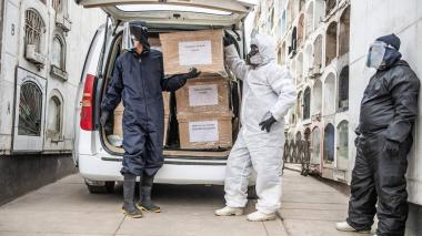 Procuraduría exigió a alcaldes cumplir con el manejo de cadáveres por covid
