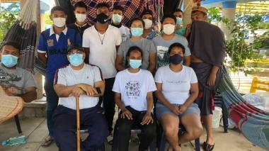 Defensoría pide atención para jóvenes que están en huelga de hambre en Riohacha