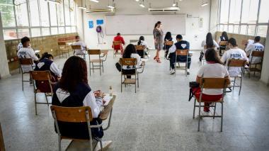El 70% de los colegios públicos, con interés en volver a las aulas