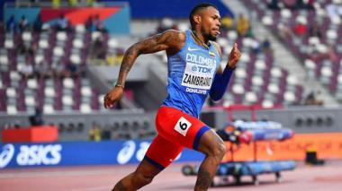 Anthony Zambrano sueña con llegar a la final de los 400 metros libres en Tokio