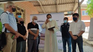 Distrito construirá el Paso San Camilo en el barrio La Paz para atención en salud mental