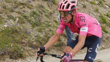 Rigoberto Urán salió del podio del Tour de Francia