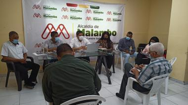 Alcaldía de Malambo decreta medidas para fiestas patronales