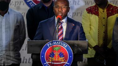 La Policía de Haití niega vínculos del primer ministro con el magnicidio