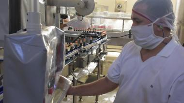 Producción industrial creció 32,2 % en mayo en el Atlántico