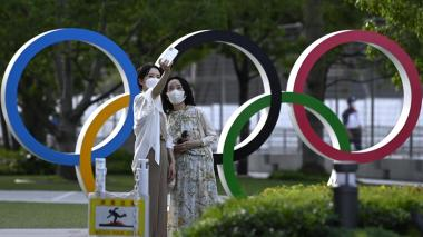 El coronavirus, el participante inesperado de los Juegos Olímpicos