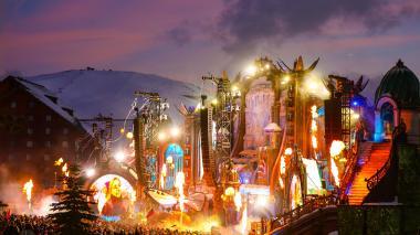 Tomorrowland intenta frenar el golpe pandémico con su tercera edición digital