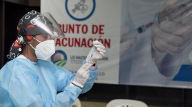 Inició vacunación a mujeres embarazadas en Cesar