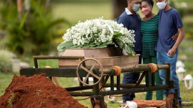 Ya son más de 542 los muertos por covid en Brasil