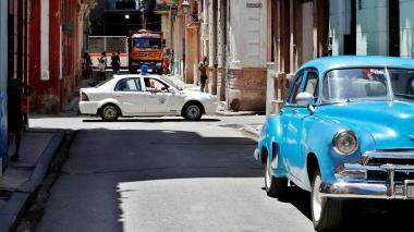 Policía se toma las calles tras una semana de protestas en Cuba