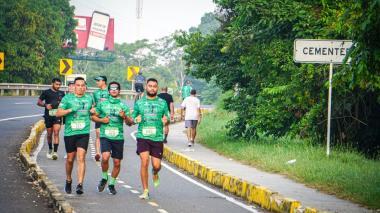 La Media Maratón Mariscal Sucre reactiva el deporte