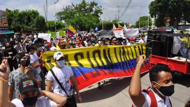 Aumentan pie de fuerza en Cesar ante anuncio de marchas este 20 de julio