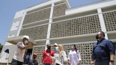 Gobernadora anuncia que a finales de 2021 estará lista nueva sede de la Fiscalía en Soledad