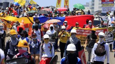 Misión argentina en Colombia cuestiona al Estado por actuar contra civiles