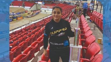 Sharid Fayad se adjudicó la medalla de plata en Campeonato de BMX en Estados Unidos