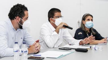 Definen atención para migrantes en Soledad