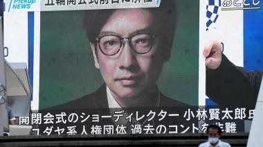 Dimite el director de ceremonia inaugural de Tokio 2020 por nuevo escándalo