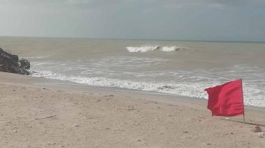 Prohíben el ingreso a las playas de La Guajira