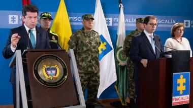 Mindefensa revela que atentado contra el presidente Duque se planeó desde Venezuela