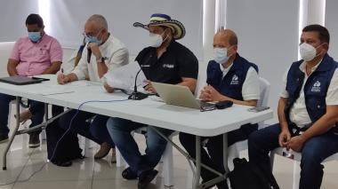 Realizan comité para definir retorno de familias Emberá en el sur de Córdoba
