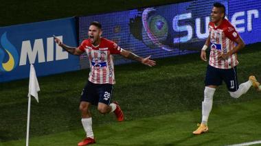 Junior y Envigado FC se miden por la Liga en el estadio Metropolitano