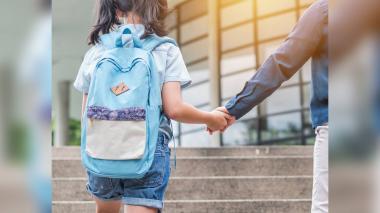 Volver a las aulas, un impacto positivo para la familia