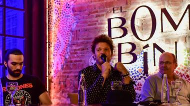 """Con un """"concierto íntimo"""", Cabas se reactiva en Barranquilla"""