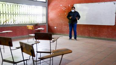 Adea exige acondicionar colegios de Malambo para regreso a aulas