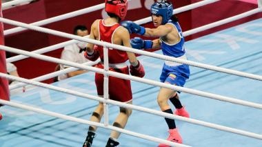 Jenny Arias cae ante la filipina Nesthy Petecio y resigna su sueño olímpico